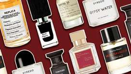 International Luxury Brands Perfumes Available