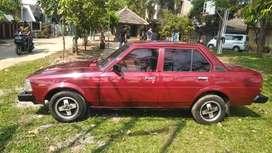 Corolla DX Plus 1983 interior Original