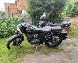 Royal Enfield Classic 500 CC Matte Black
