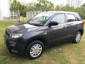 Maruti Suzuki Vitara Brezza 2017 Diesel Well Maintained,