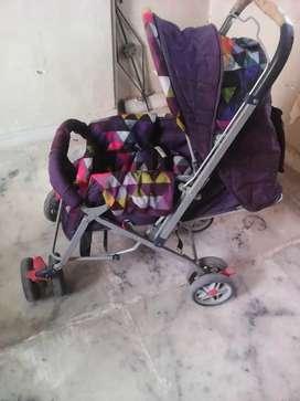 Kids trolley