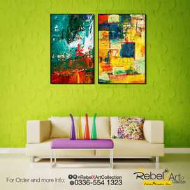 Customized Art Frames for Wall