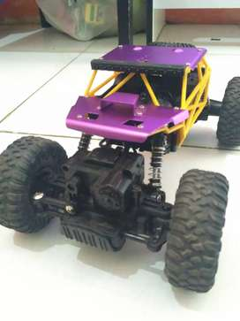 Jual mobil remote control 4x4 moster offroad