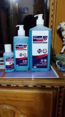 Asia paints hand sanitizer