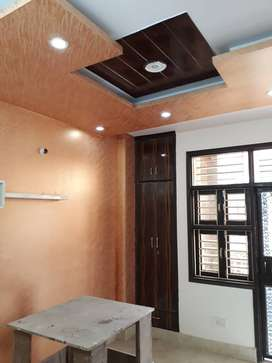 Newly bulidup 2BHK floor with 90% loan by bank