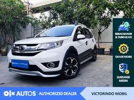 [OLX Autos] Honda BRV 2018 1.5 Prestige A/T Bensin Putih #Victorindo