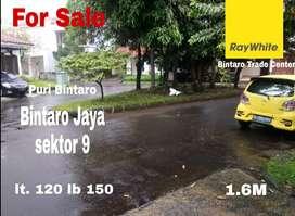 Dijual rumah di Puri Bintaro Murah dengan kosep one gate sistem