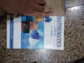 RD Sharma Maths- Class XI