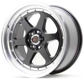 hsr wheel model velg belang - rumoi JD8659 HSR 17 Avanza New, Kijang