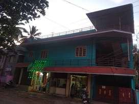 2 BHK House with car parking for rent
