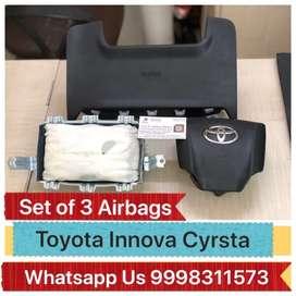 Colaba Mumbai Innova Cysrta Airbags