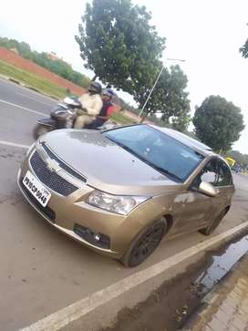 cruze for sale in good condition