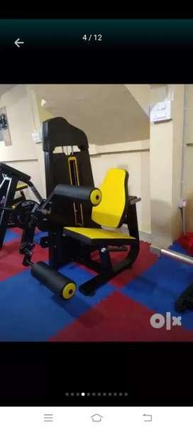 Luxury gym setup in budget