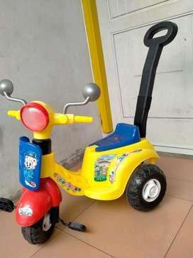 Motor-motoran anak