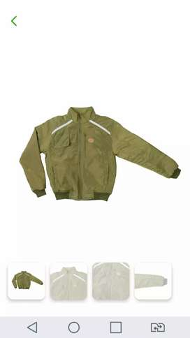 Jaket Rei Bomber Jumpspeed Olive Size XL fit to L no eiger Consina tnf