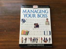 Managing Your Boss by Christina Osborne