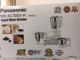 Panasonic Super Mixer Grinder