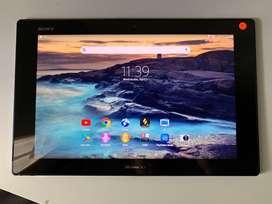 """Sony Xperia Z2 Tablet 10.1 """" LTE Docomo Ram 3Gb/32Gb Resolution 2K"""