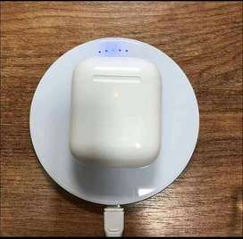 Apple Airpods support wireless charging