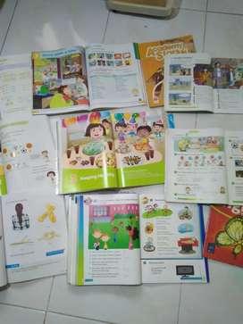 Buku import anak bahasa Inggris kelas 1-3 SD buatan Macmilan education