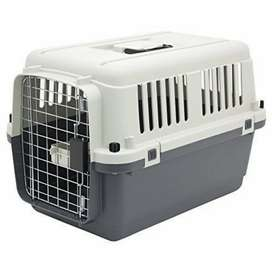 Dog Fiber Cage
