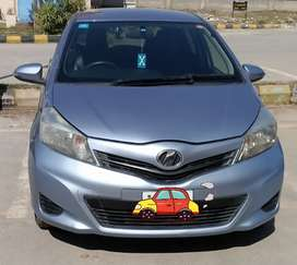 Toyota Vitz available, very well maintained in reasonable price.