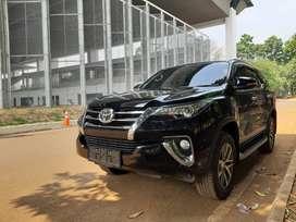 Toyota Fortuner VRZ 2017, Hitam. GOOD CONDITION