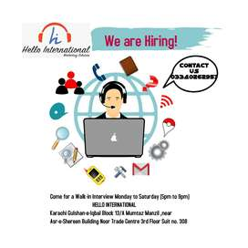 Chat Support Executive