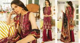 DIGITAL LUXURY TWILL & EXCLUSIVE SHAAL WITH JACQUARD TROUSER