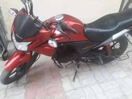 Honda CB twester bike good condition