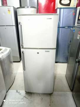 Samsung Double door grey colour 5 star rating refrigerator