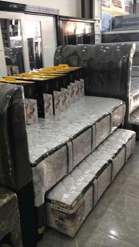 Mjb mebel - Bed dorong pleasure pillowtop sale