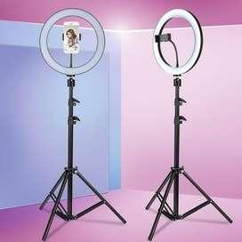 Ring Light Selfie Jumbo bonus Tripod