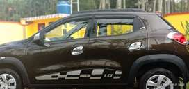 Kwid (Auto gear car) Renault