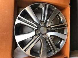 Honda city New model Mac wheel