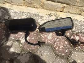 Universal side mirrors