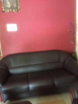 Leather sofa set in Kottayam Kerala