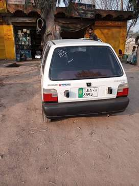 Mehran alto good condition