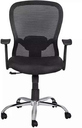 Brand new neted mid back Chair