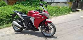 CBR 250 for sale very best condition exchange possible