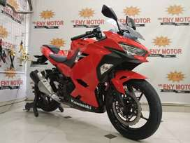 "06.Kawasaki NINJA 250 tinggal pakek ""ENY MOTOR"""