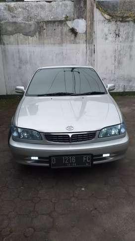 Fresh New Corolla 1.8 SEG Silver Thn 2000