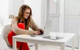 Data entry jobs part time job laptop must