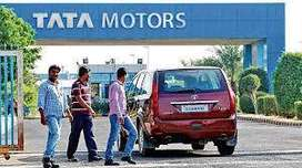 Vacancy open in Tata Motor Company Hiring Male Female Candidate And  E