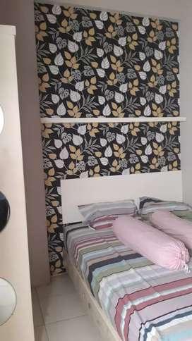 disewakan 2 bed apartemen puncak permai tower b lanrai 2