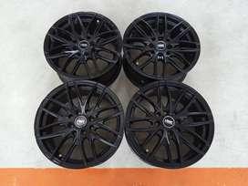 Velg Mobil Bekas HSR Type Comoro Ring 15 Buat Agya Vios Sigra Datsun