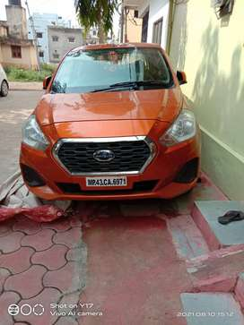 Datsun GO 2019 Petrol Well Maintained