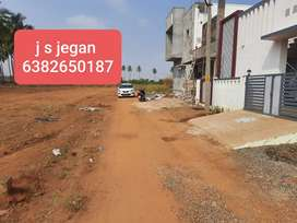 Approved site for sale SUNDAKAMUTHUR-NORTH FACING  - 6.42 CENT