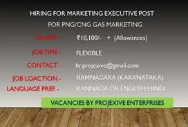 Marketing/Registration For PNG/CNG Domestic Customers