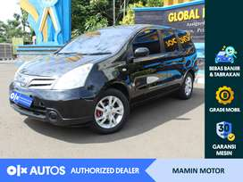 [OLXAutos] Nissan Grand Livina 2013 1.5 SV A/T Hitam #Mamin Motor
